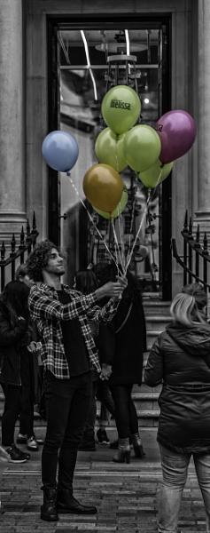 Balloons by adamsa