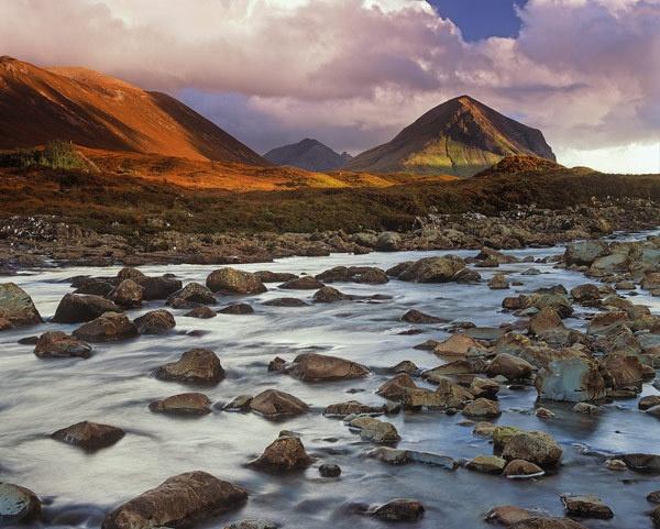 Sligachan River by hwatt