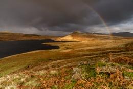 Rainbow Over Devoke Water