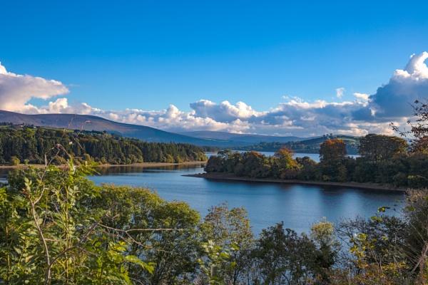 Blessington lakes by glendalough