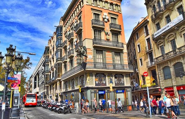 Barcelona. by WesternRed