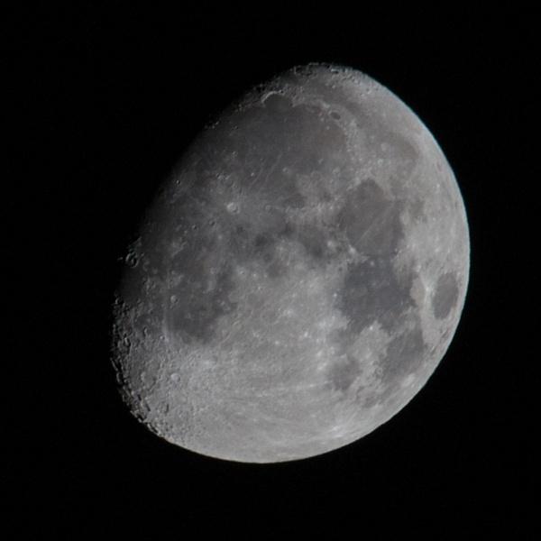 4 Days to super moon by geoffash26