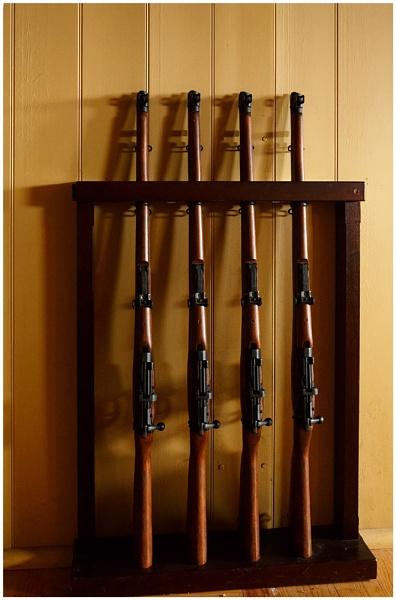 Rifles by dark_lord