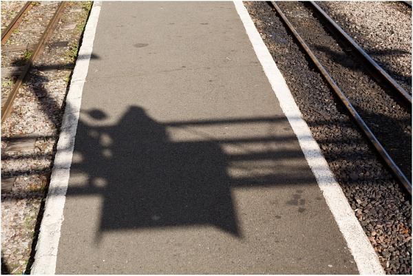 Hythe Signal Shadows by dark_lord