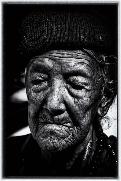 The Tibetan. by UrbaneMagick