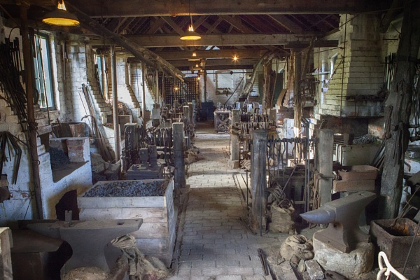 The Chain Makers Shop by Garry1956