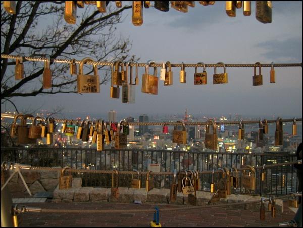 lots of locks! by laura1