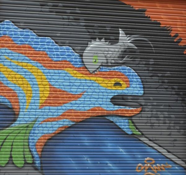Street Art by mistere
