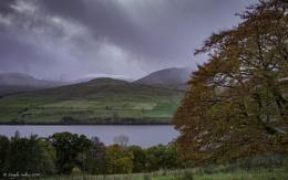 Across Loch Tay...