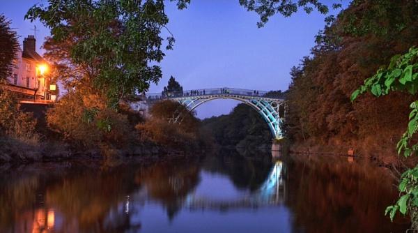 Ironbridge Gorge by phiggy