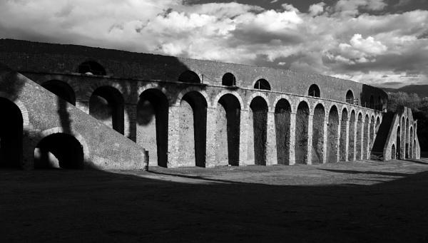 Pompeii - The Arena by NevJB