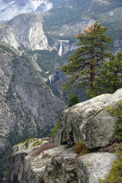 Glacier Point Yosemite National Park by cconstab