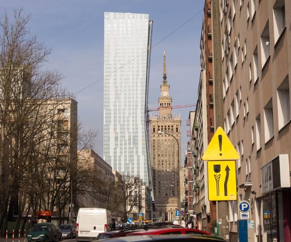 Warsaw street by philstan