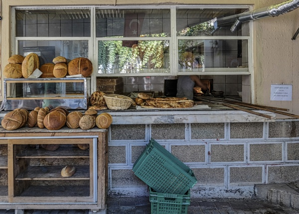 The Bakery in the Alleyway by nonur