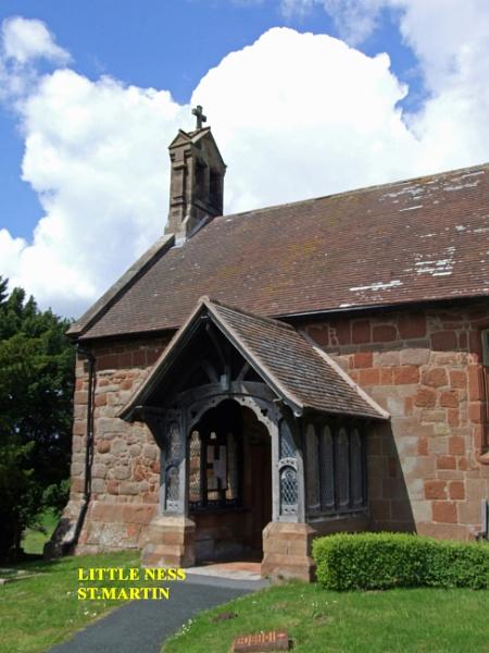 SHROPSHIRE CHURCHES by JOKEN