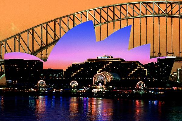 Novotel Hotel Darling Harbour Sydney NSW Australia by fyl