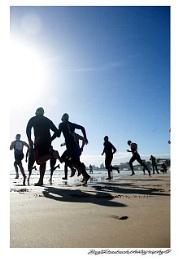 5150 Triathlon Start