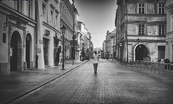 walk around Krakow by atenytom