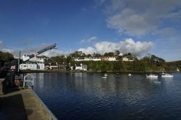Portree Harbour, Skye.