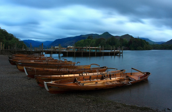lake derwentwater by mojave79