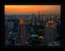 Sunset In Bangkok by sweetpea62