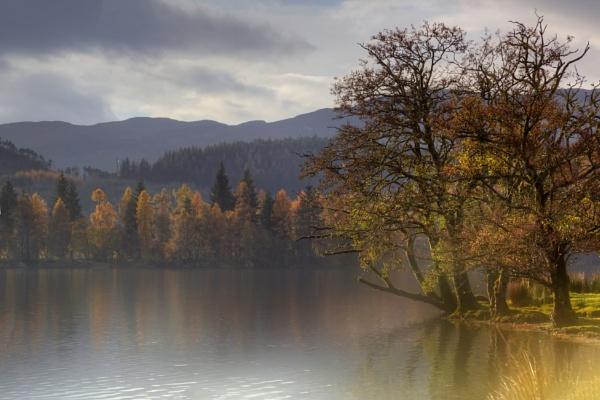 Loch Achray by Irishkate