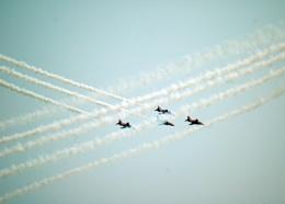Red Arrows RAF Marham