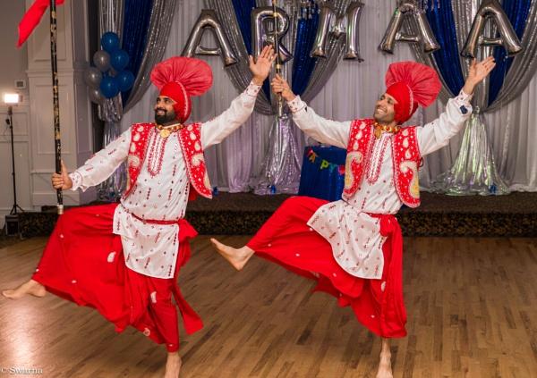 Bhangra Dance... by Swarnadip