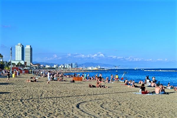 Nice Beach. by WesternRed