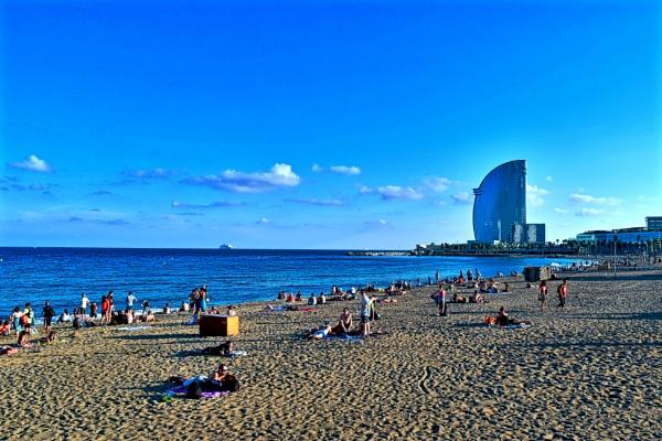 Beach. by WesternRed