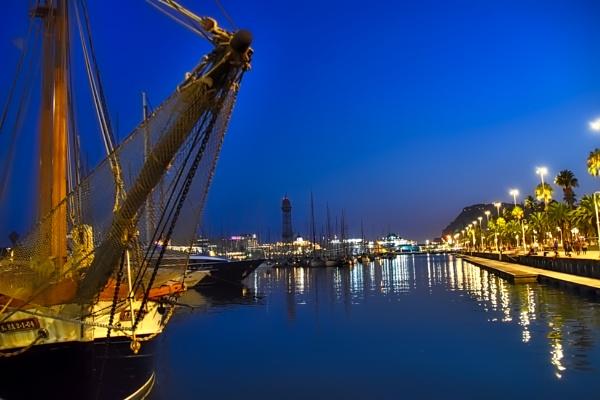Night Boats. by WesternRed