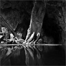 Cave Reflections II by jeanie