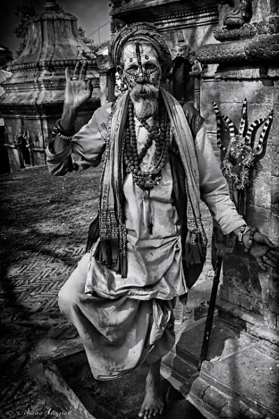 Shadows of Nepal 7. by UrbaneMagick