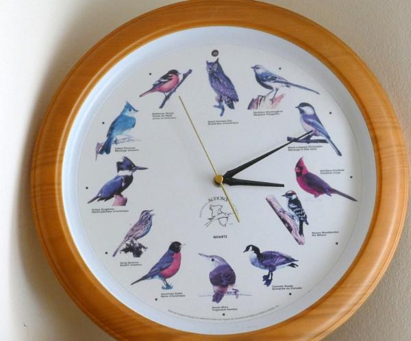 Magic  Clock by tonyguitar