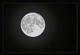 The big moon tonight