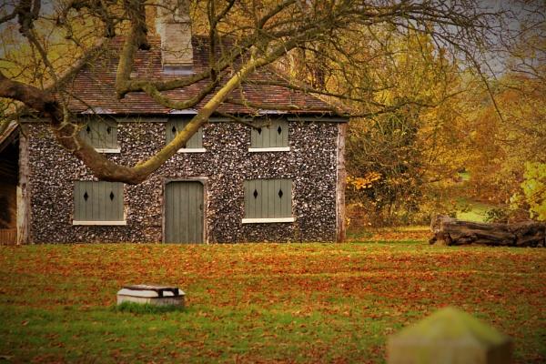 Flint Cottage by burnsey1690