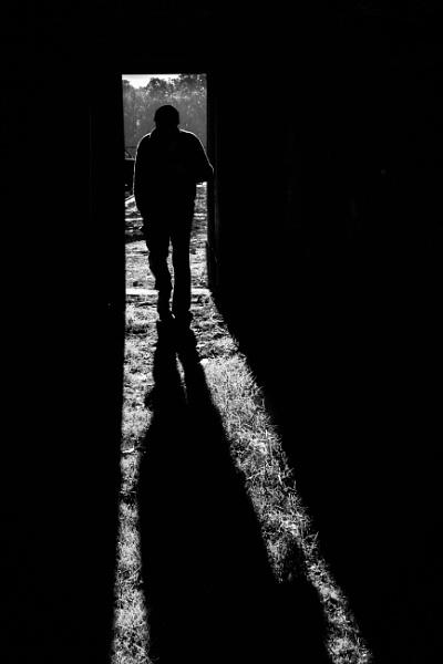 The Dark stranger by TrotterFechan