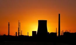 Industrial sun