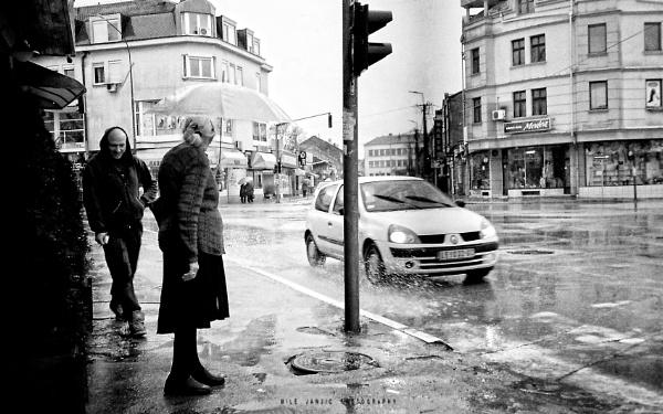 Urban Scene XXVII by MileJanjic