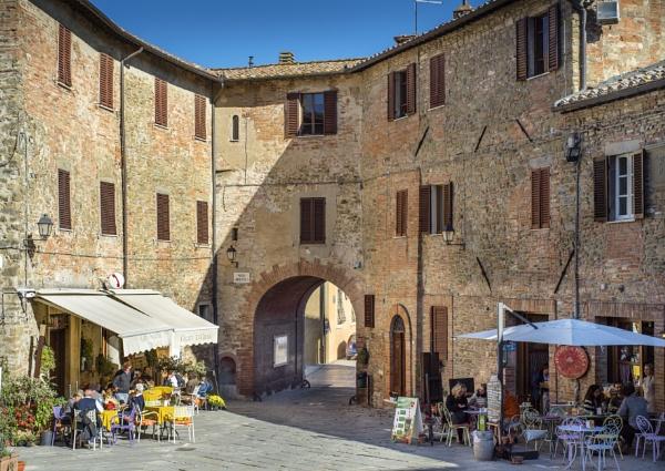 Small Italian Town by fabriziogaluppo