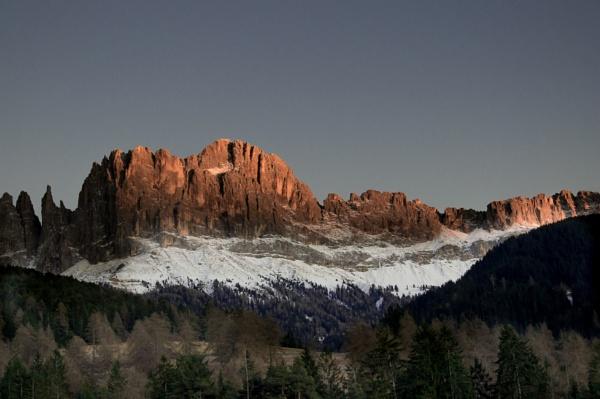 Dolomite dusk by philstan