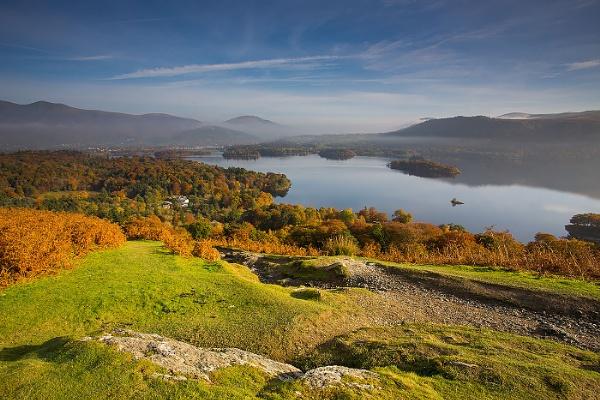 Autumn, Derwent Water by martin.w
