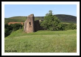 morton castle .