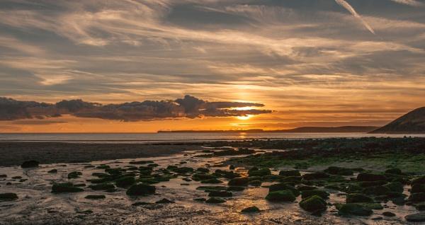 Manobier sunset by tricky66