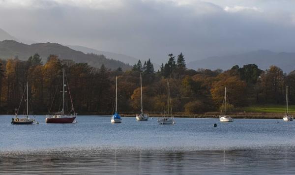 Lake District Landscape by chensuriashi