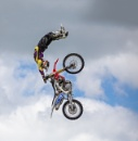 Stunt Rider by Paintman