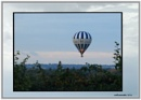 Hot Air Balloon by Ruthannette