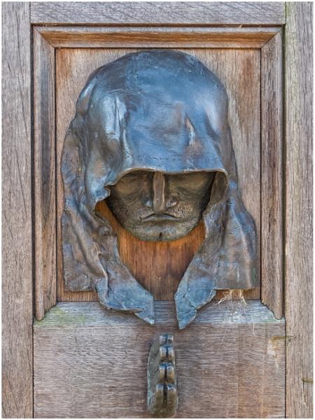 The door panel. by franken