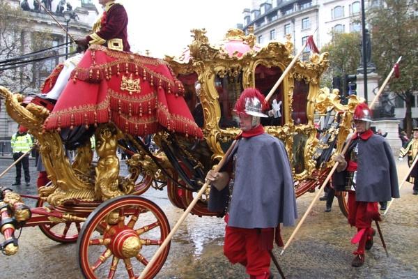 London -- Lord Mayor\'s Golden Coach by GardenofEden