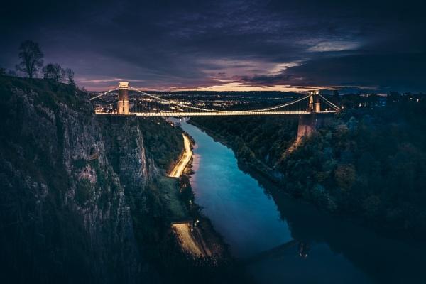 Bristol Suspension Bridge by jackdeakin